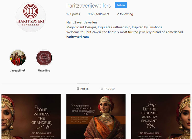 harit zaveri jewellers