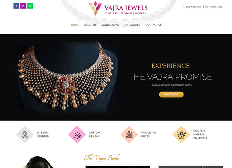 vajra website