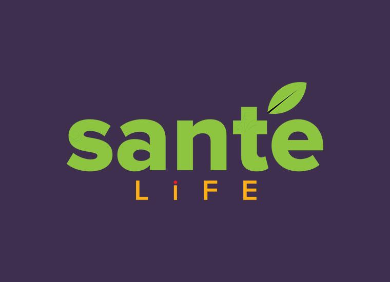 Sante Life Logo