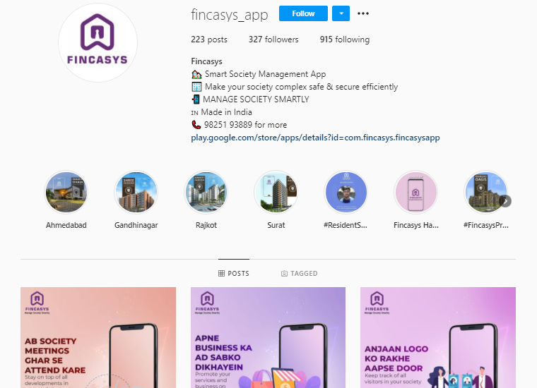 Fincasys App